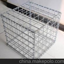 Hot Sale Chine Fournisseur Gabion Spiral / Gabion Box Stone Cage / Galvanisé ISO9001