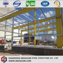 Economic Movable Steel Structure for Warehouse
