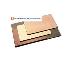 4 мм медная композитная панель для наружной облицовки стен