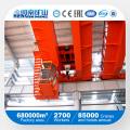 400t двухбалочный мостовой кран с тележкой (модель QD)