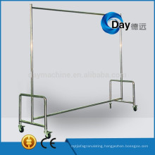 HM-20 stainless steel clothes trolley laundry for cloth laundry