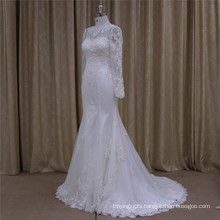 2016 Exquisite Beading Wedding Dress Lace Bridal Gown