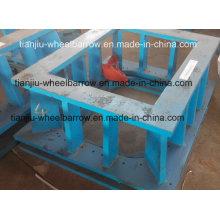 Wheelbarrow Tray Mould for Wb5009