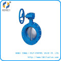 Besi Cor Flanged Jenis Butterfly Valve DN65