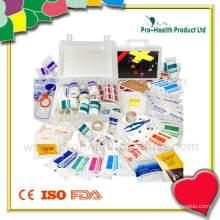 Home Großes medizinisches Erste-Hilfe-Kit (pH030)