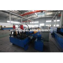 2014 high quality shutter door steel roll forming machine