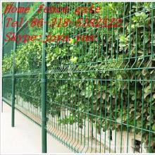 Puerta de la cerca casera