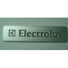 Hard Vacuum Cleaner Nameplate