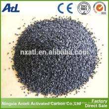 кислотная промывка активированного угля на основе угля гранулированный активированный уголь для фильтра противогаза