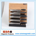 Factory Direct Sales 2014 Stainless Steel Kitchen Magnetic Knife Holder
