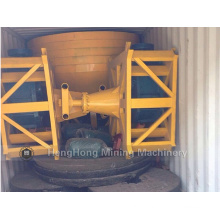 China Wet Pan Mill for Gold in Sudan