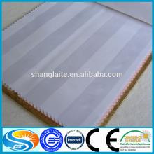 60 * 40 173 * 120 Juego de sábanas conjunto de lino 100% algodón tejido rayas satinado