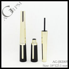 En plastique spécial forme Eyeliner Tube/Eyeliner conteneur AG-JR2005, AGPM empaquetage cosmétique, couleurs/Logo personnalisé