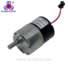 6V Brushless Mini gear motor with encoder for auto water valve