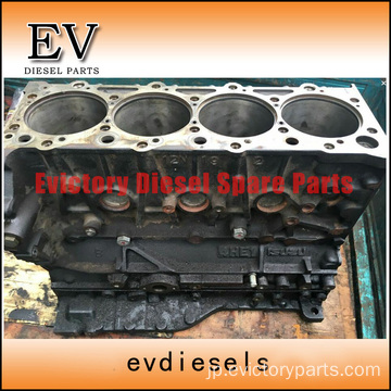 4HE1T cylinder head block crankshaft connecting rod