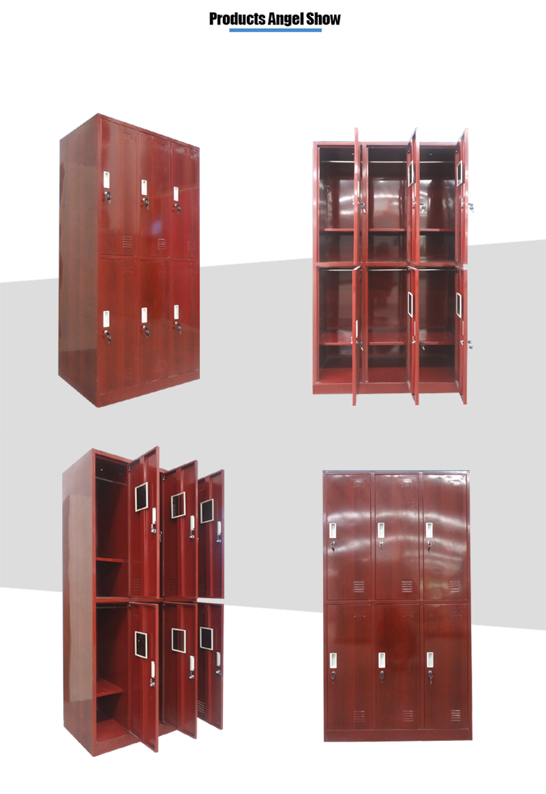 Steel cube Locker