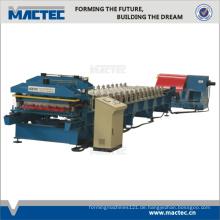 Farbdachziegelformmaschine
