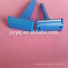 2015 China de boa qualidade barbear lâminas de barbear com bordas duplas lâmina de barbear lâminas de barbear médica
