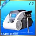 Klinik verwenden Full Power Nd Yag Laser Tattoo Removal mit 532nm, 1064nm, 755nm benötigen Verteiler