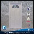 Steel Door Tempered Glass Price