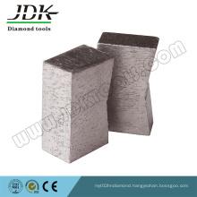 K Shape Diamond Segment for Granite Cutting