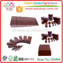 Montessori toys Brown Stair