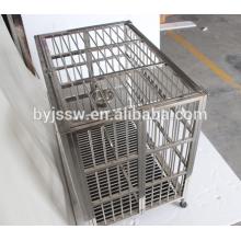 Grandes jaulas para perros de acero inoxidable