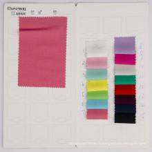 Tissu élastique en tissu élastique en coton brillant en nylon
