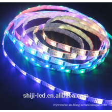 ws2801 32leds / m SMD5050 DC5V RGB direccionable LED STRIP