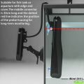 Aquarienzubehör Temp/PH/TDS/Air Temp/Humidity Tester Digitales LCD-Aquarium-Thermometer