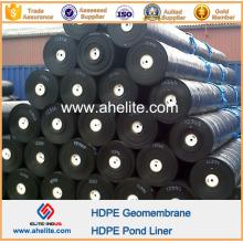 Impermeabilización de materiales LLDPE PVC LDPE EVA HDPE Geomembrana Liners