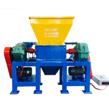 Máquina trituradora de metal para reciclagem de britagem