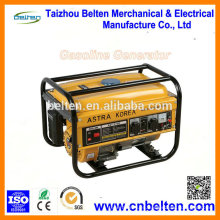 CE ISO 4-Stroke 2.0KVA 2.5KVA Gasolina Electric Generator Set Especificaciones para la venta