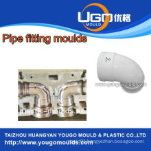 High quality good price plastic mould factory for standard size 110mm pipe fitting mould in taizhou China