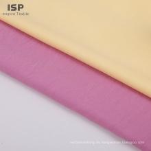 Tejido de poliéster de rayón tejido sólido de alta calidad.