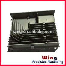 customized led light parts bar aluminium heat sink car accessories