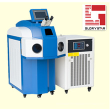GS-200 bijoux automatiques à laser de soudure pour l'or