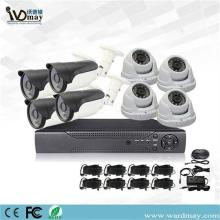 CCTV 8chs 4.0MP Security Surveillance Alarm DVR Systems