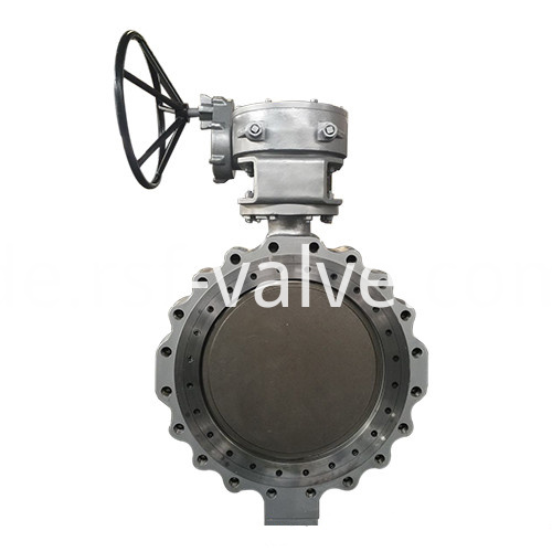 Double Eccentric High Performance Butterfly Valve Lug