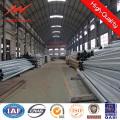 69kV Filipinas Nea 45 pies poste eléctrico de línea de transmisión de acero