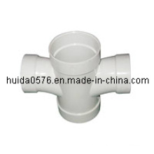 Plastic Injection Mold (Reducer Cross)