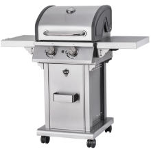 Weber Quality Gas BBQ Grill with ETL Certification for Sale
