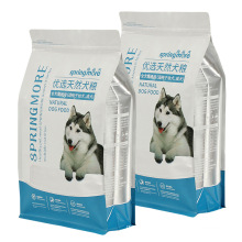 Cat Litter Bag Dog Food Packaging Bag Pet Food Plastic Customized PE Food Package Stand up Pouch Customized Logo Security Snack