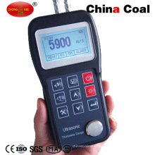 Portable Intelligent Ultrasonic Thickness Gauge