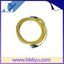 Yellow Optical Fiber Cable for Infiniti/Challenger Printer