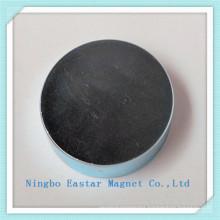 N42 D80* 10 Zinc Platin Permanent NdFeB Disc Magnet