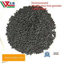 Environmental Protection Dust-Free Granular Carbon Black Dust-Free Carbon Black Replace Natural Rubber