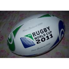Caliente ventas de rugby bola / PU goma de fútbol de calidad de la elección
