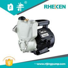 AC Vortex Brass Impeller Uso doméstico Agua caliente y fría Booster monofásico Electric Power de alta presión