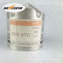 Pistón chino de Gw2.8td con garantía de 1 año Buena venta buena calidad